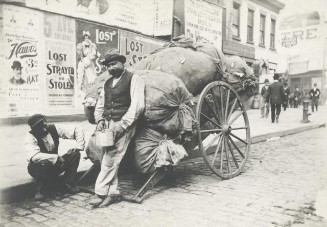 rag pickers ny 1896