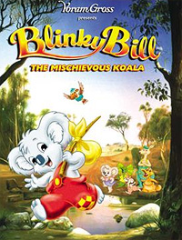 Blinky bill tv