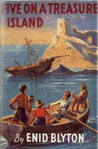 Five on a Treasure Island 2
