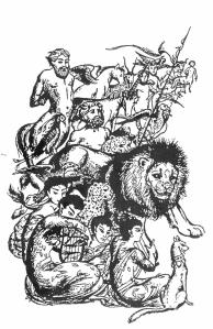 Narnia Aslan's army